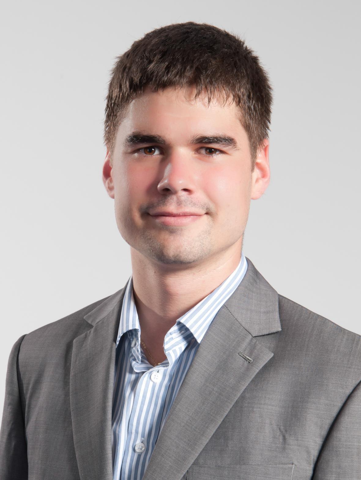 Luděk Jiráček, spolupracovník Výzkumneho centra AMO