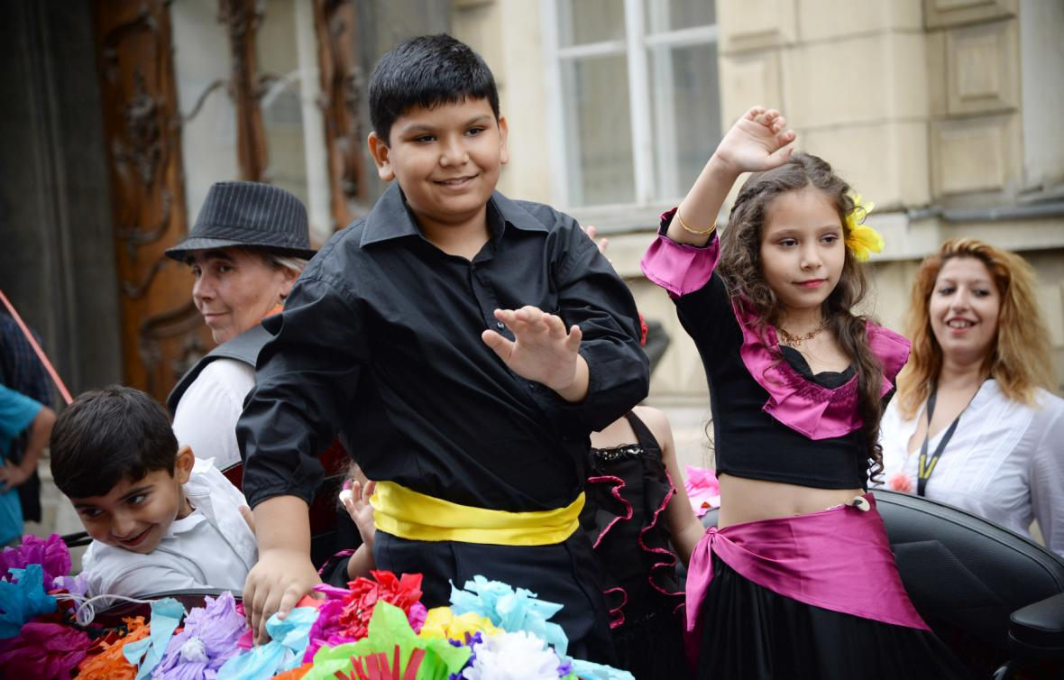 Festival Khamoro 2016
