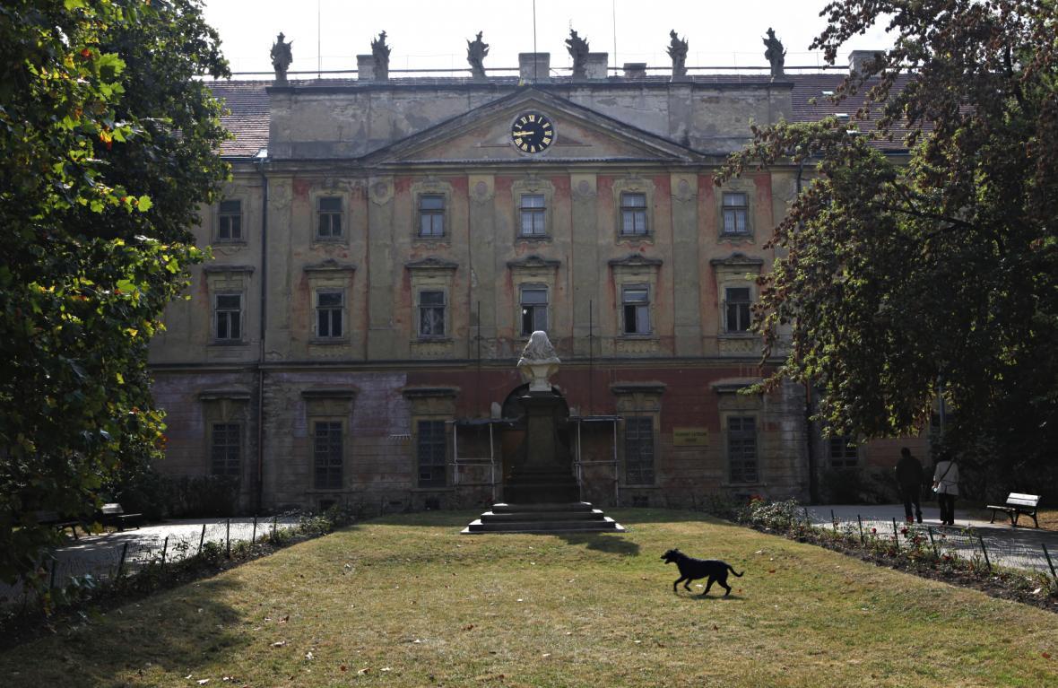 Invalidovna v Praze-Karlíně