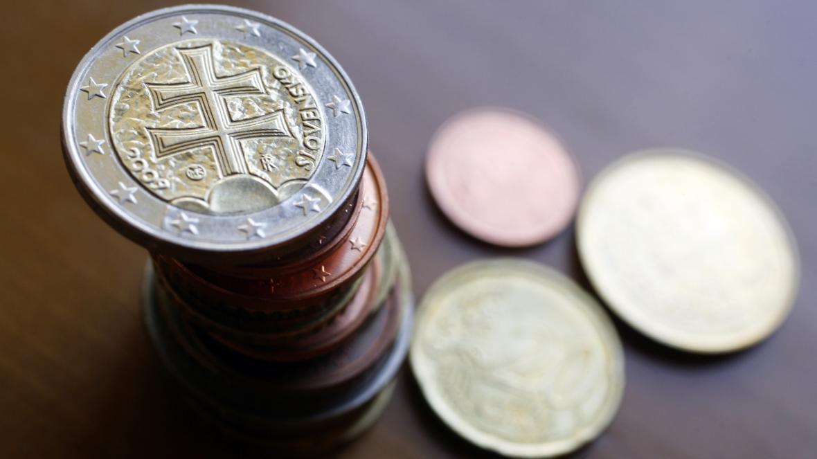 Slovenské euro mince