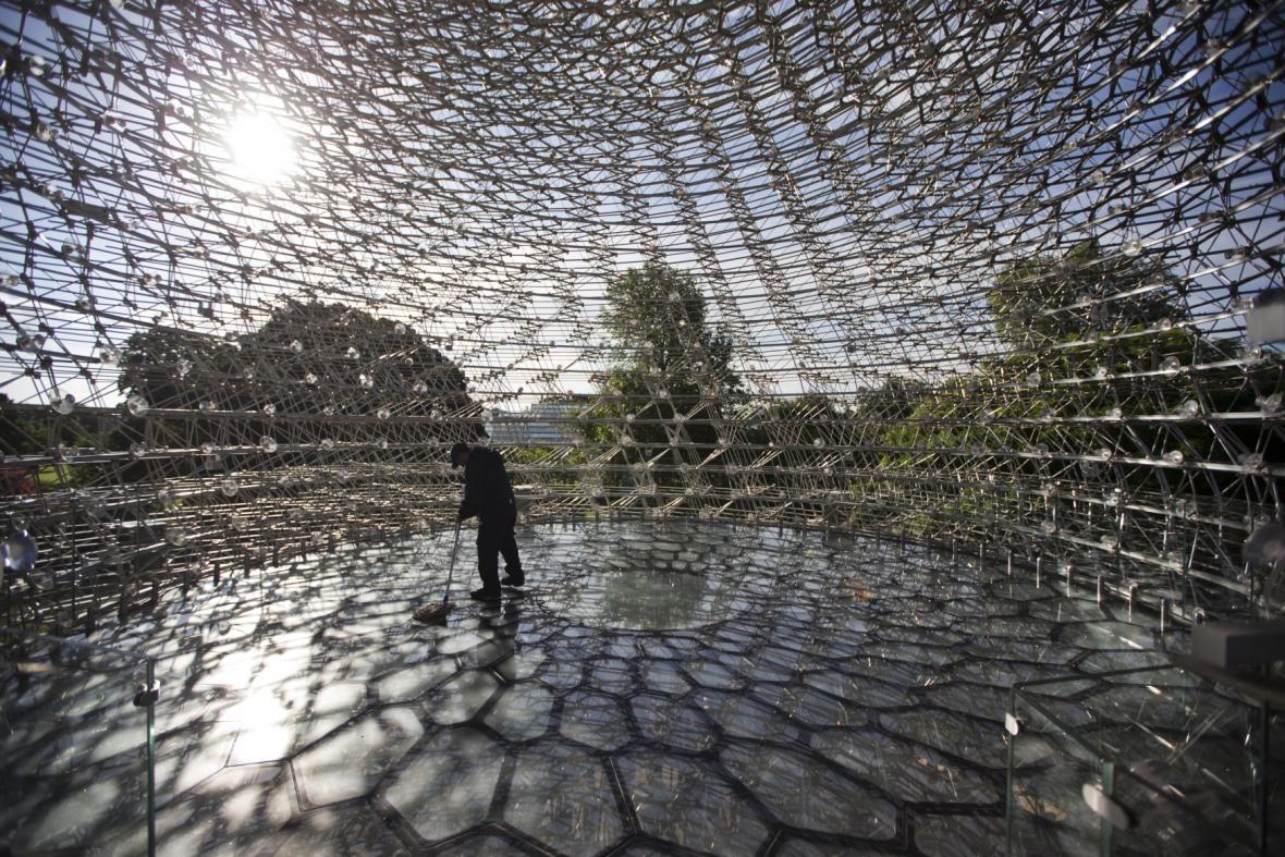 Nová dominanta Kew Gardens