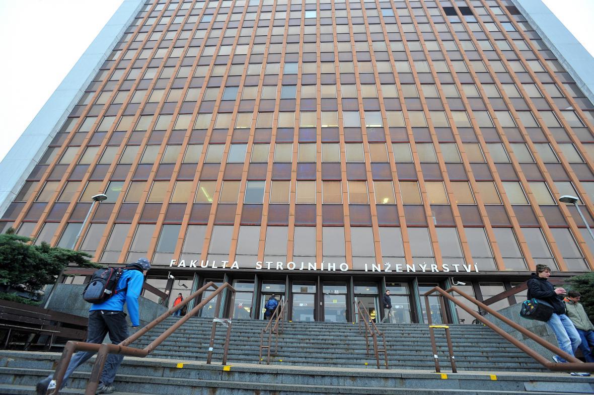 Jak vypadala výšková budova VUT před rekonstrukcí
