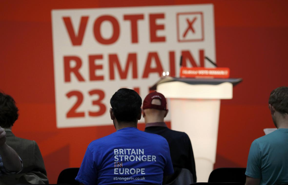 Kampaň tábora pro setrvání Velké Británie v EU