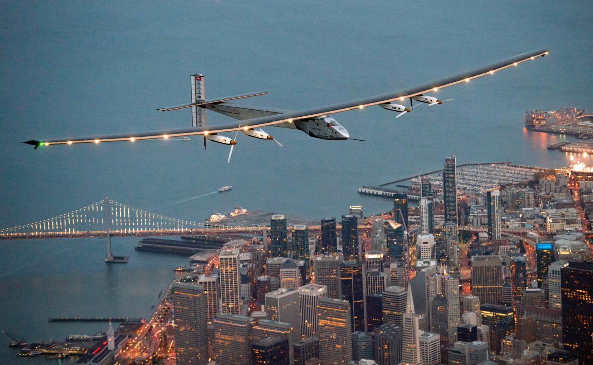 Solar Impulse2