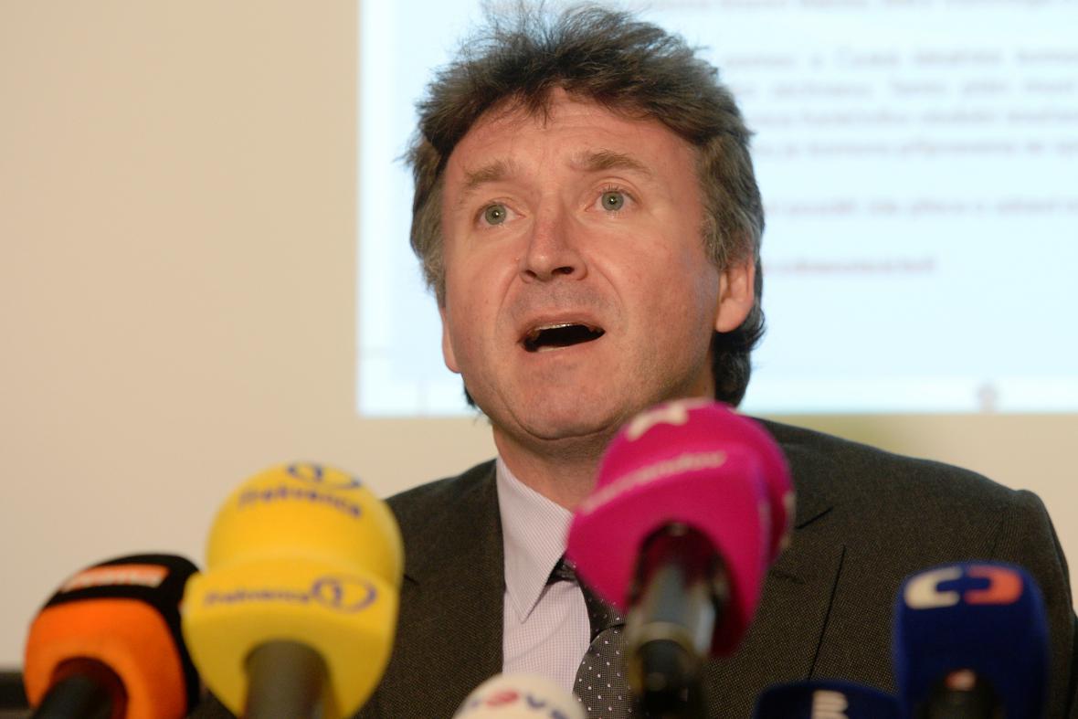 Milan Kubek, ředitel České lékařské komory