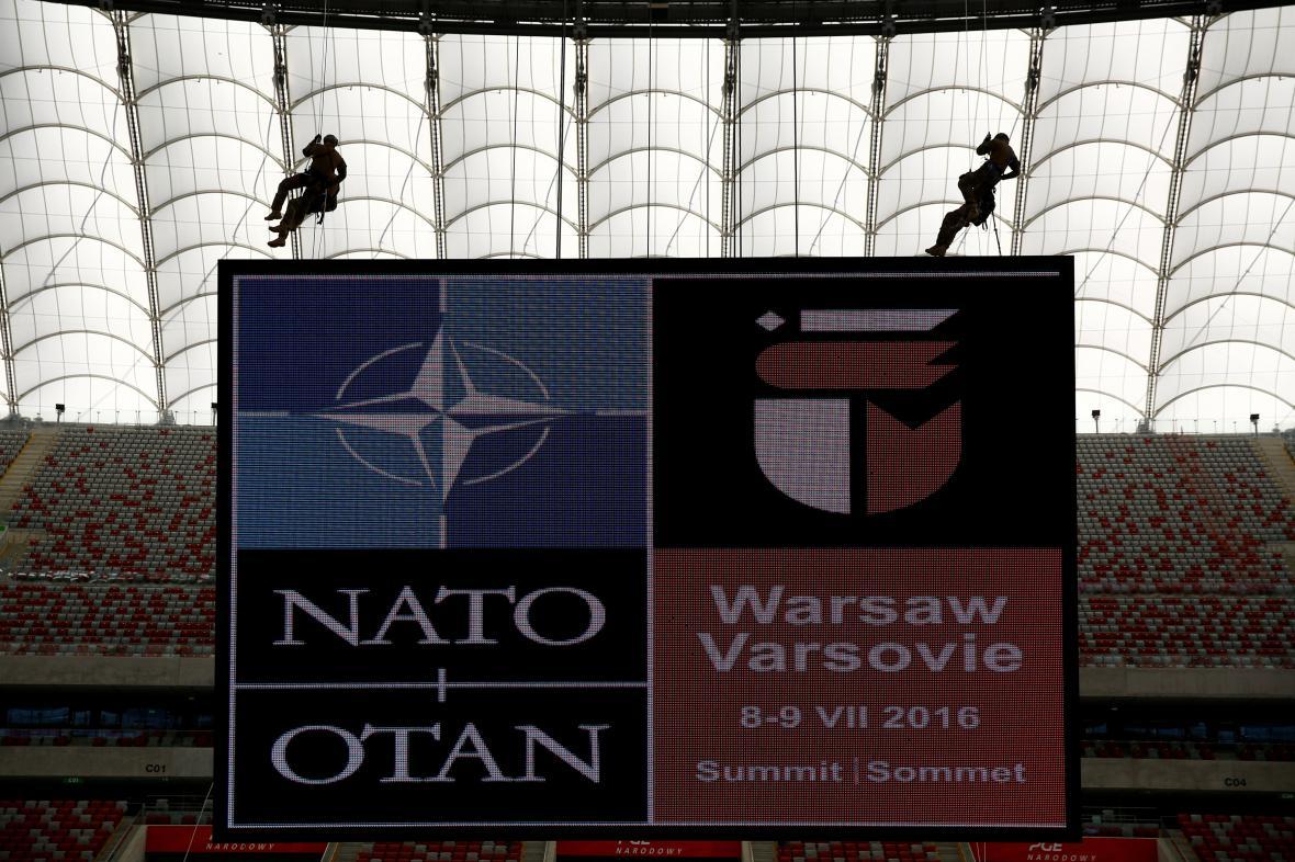 Varšavský summit NATO