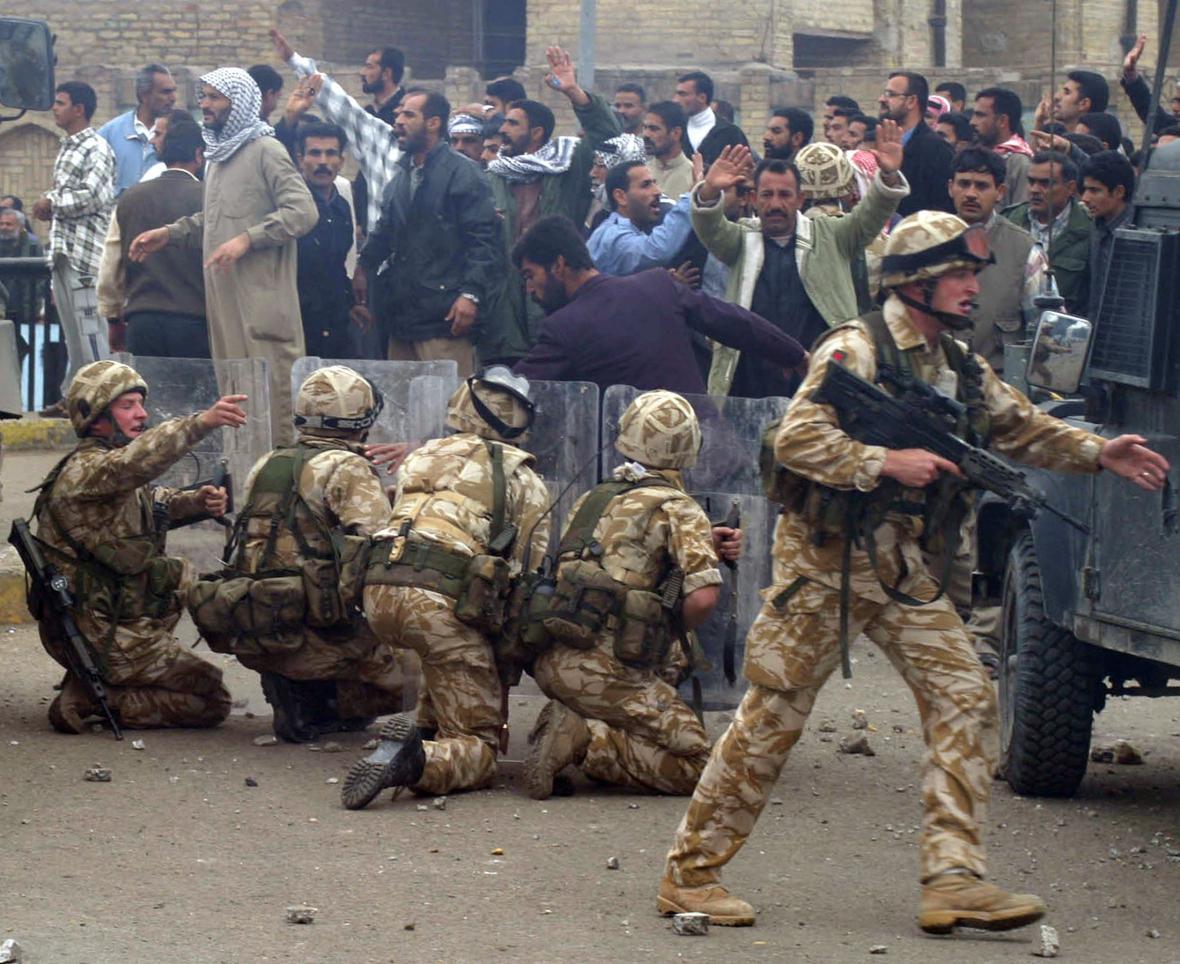 Invaze do Iráku v roce 2003