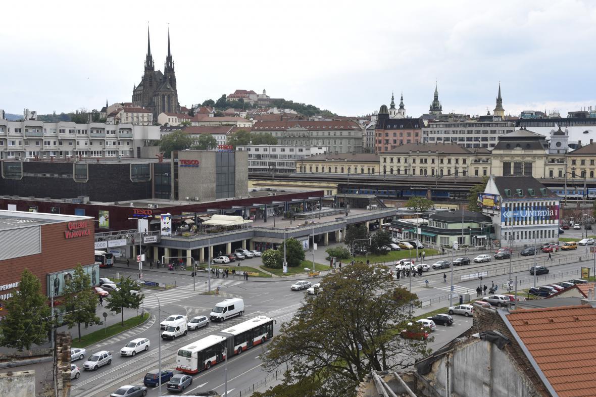 Ministerstvu vadí dopravní přetížení Brna a jeho negativní důsledky