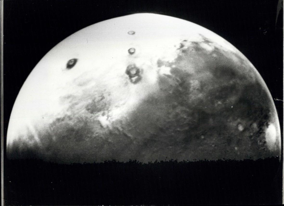 Mars - 40 let