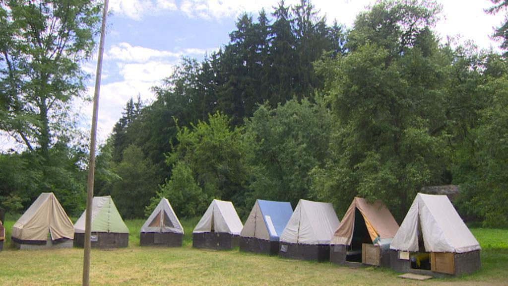 Tábor v Hodicích