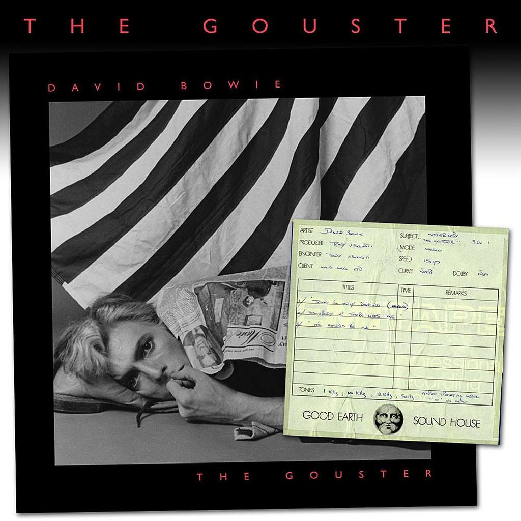Album The gouster