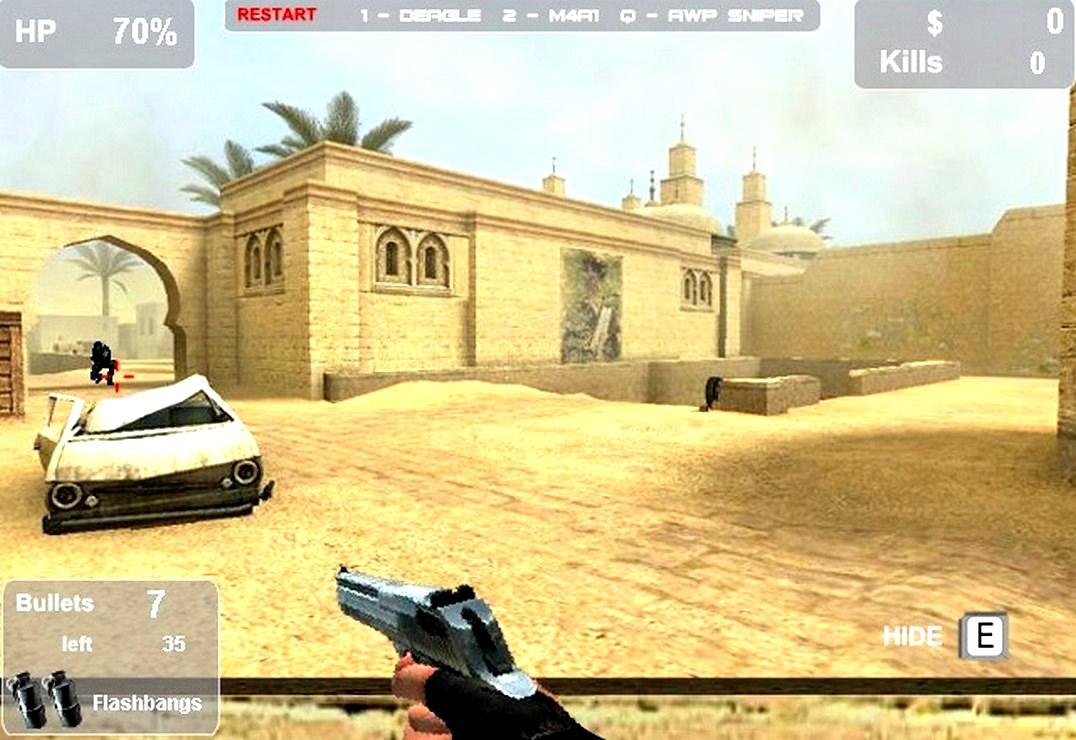 Počítačová hra Counter strike