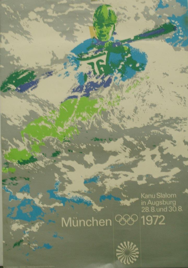 Olympijský plakát