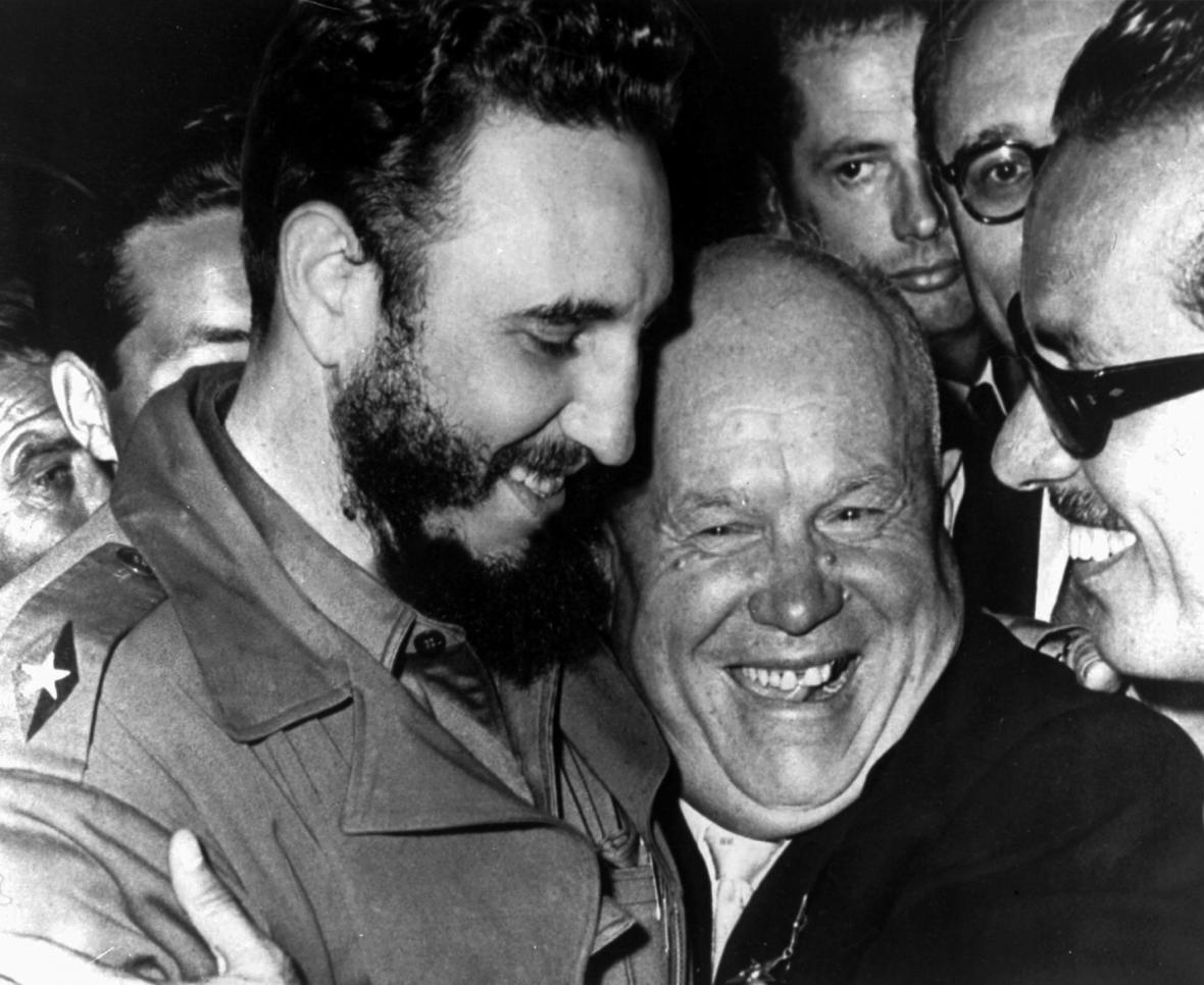 Fidel Castro - 90 let