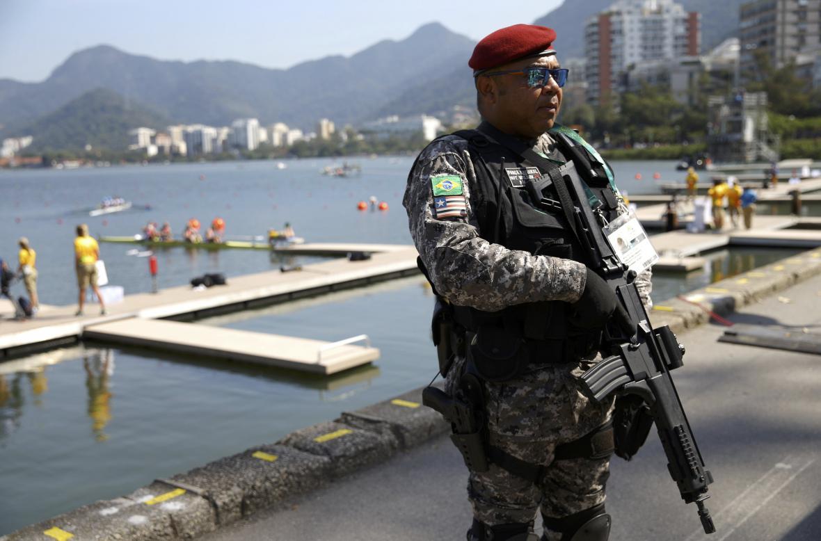 OBRAZEM: Zajímavé momenty olympijských her