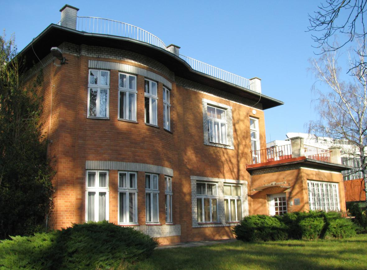 Vila Jana Antonína Bati ve Zlíně