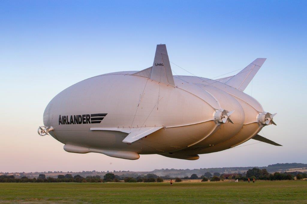 Vzducholoď Airlander 10