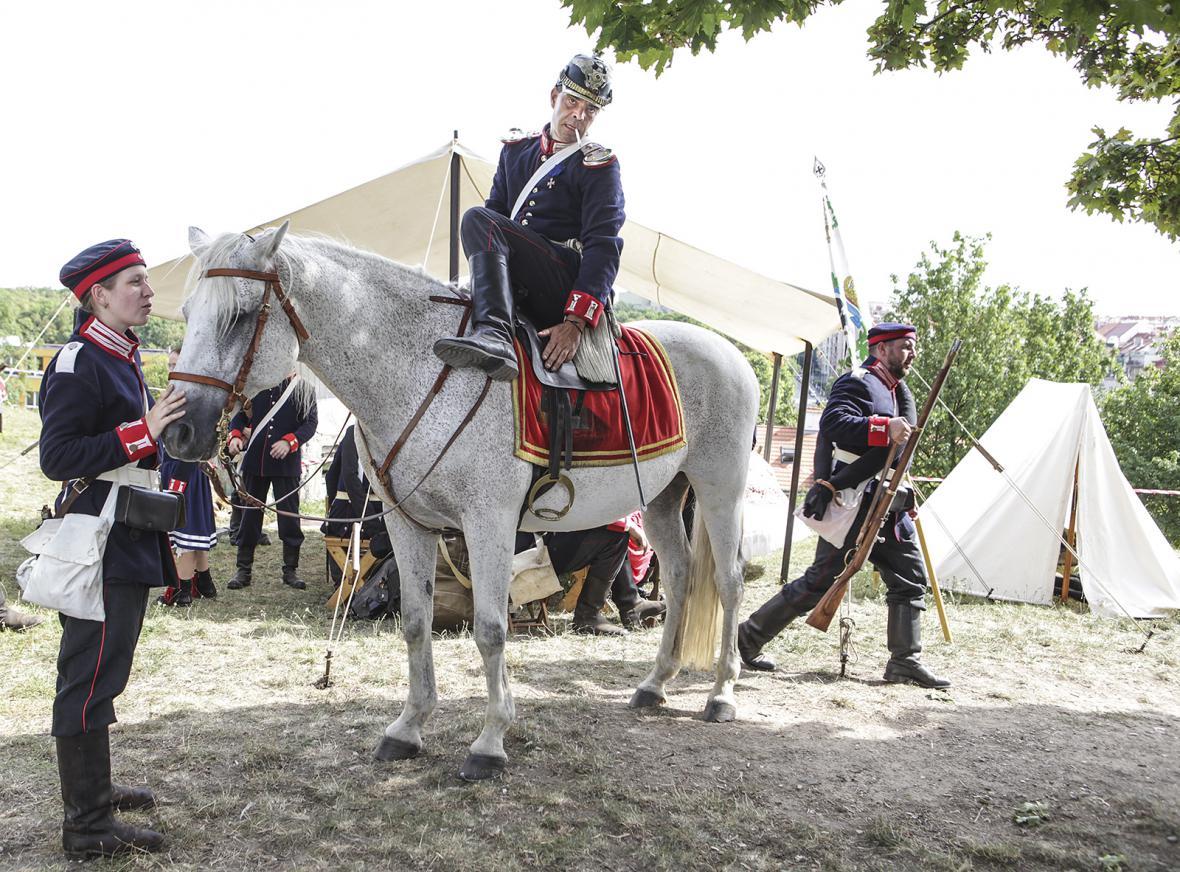 Pražský mír na Parukářce