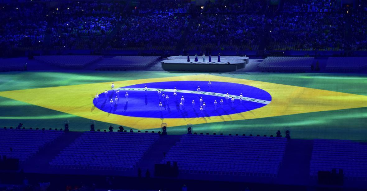 Zakončení LOH v Riu