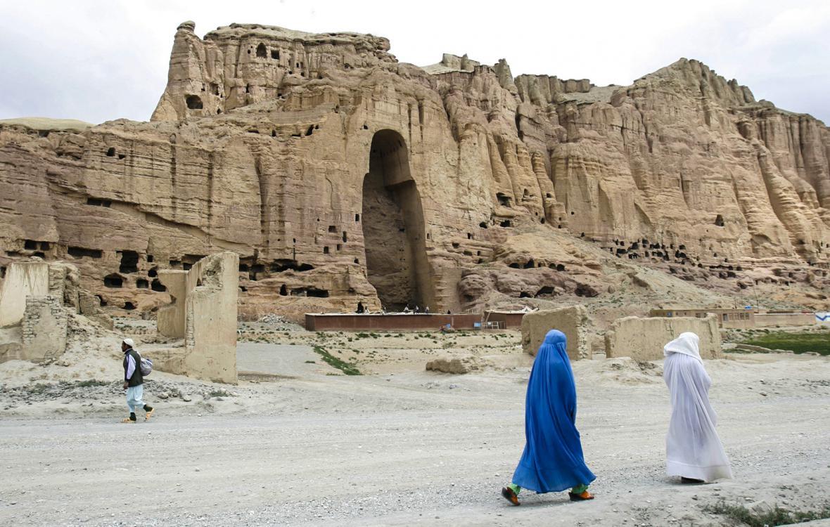 Zničené památky IS