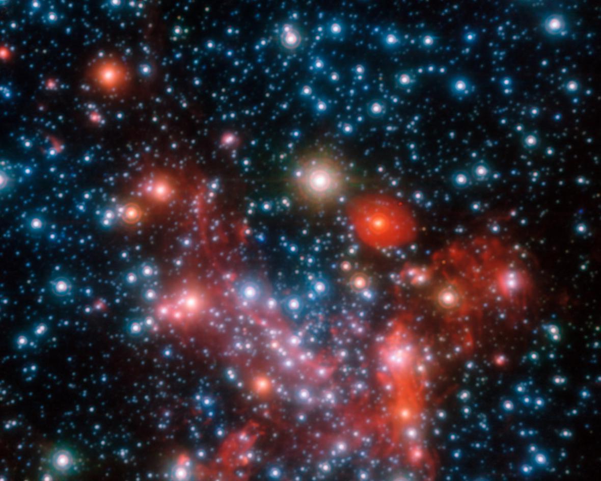Střed Mléčné dráhy
