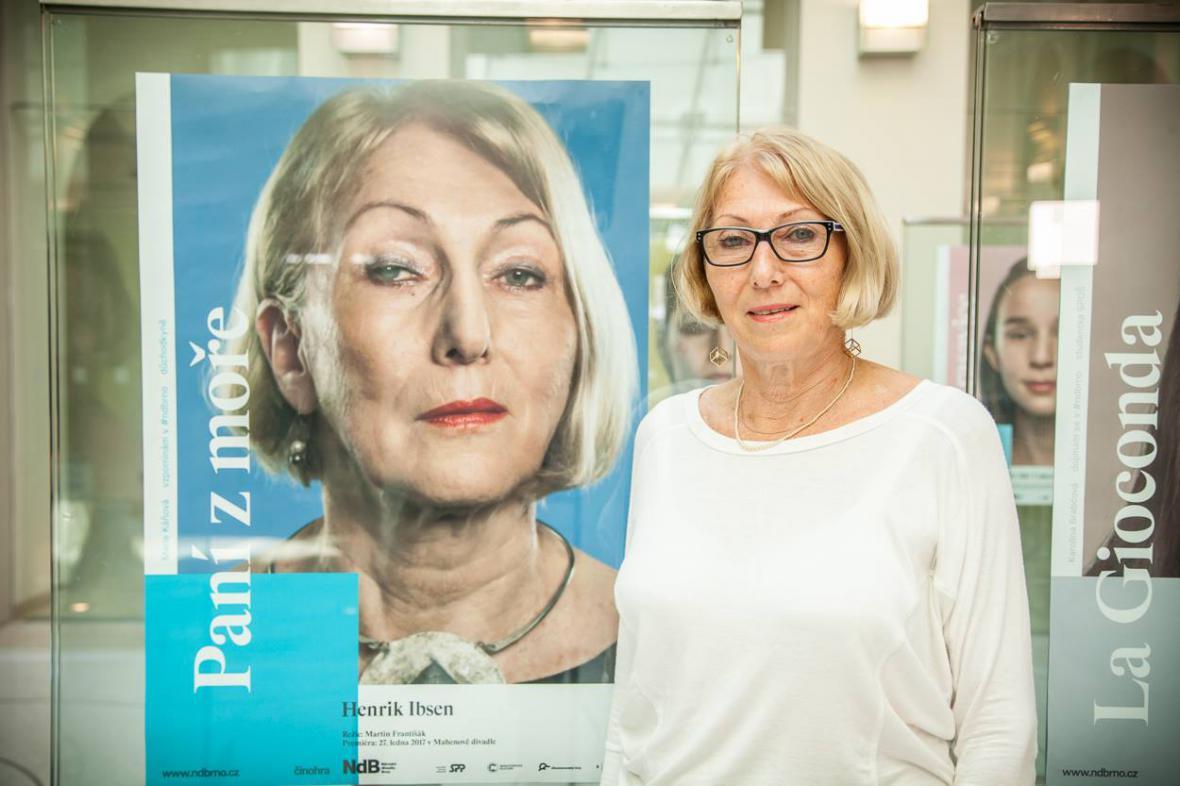 V kampani reprezentují divadlo diváci