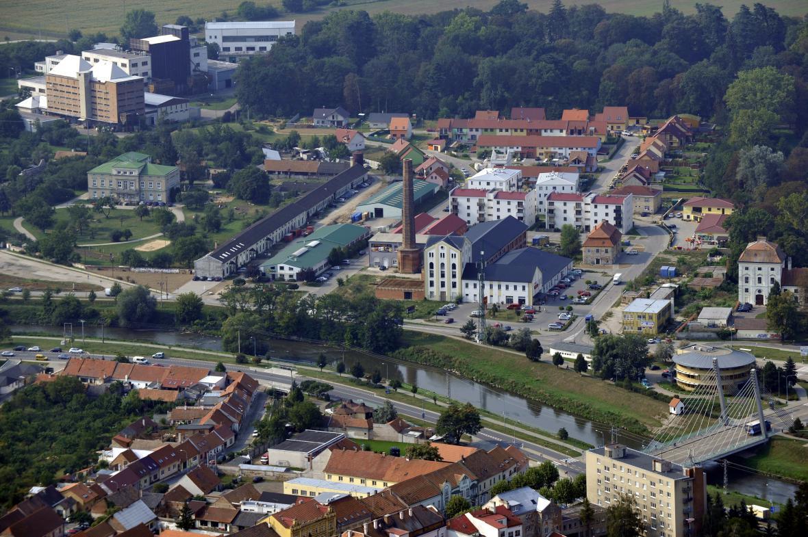 Historické sklepy se rozprostírají pod téměř celým centrem města