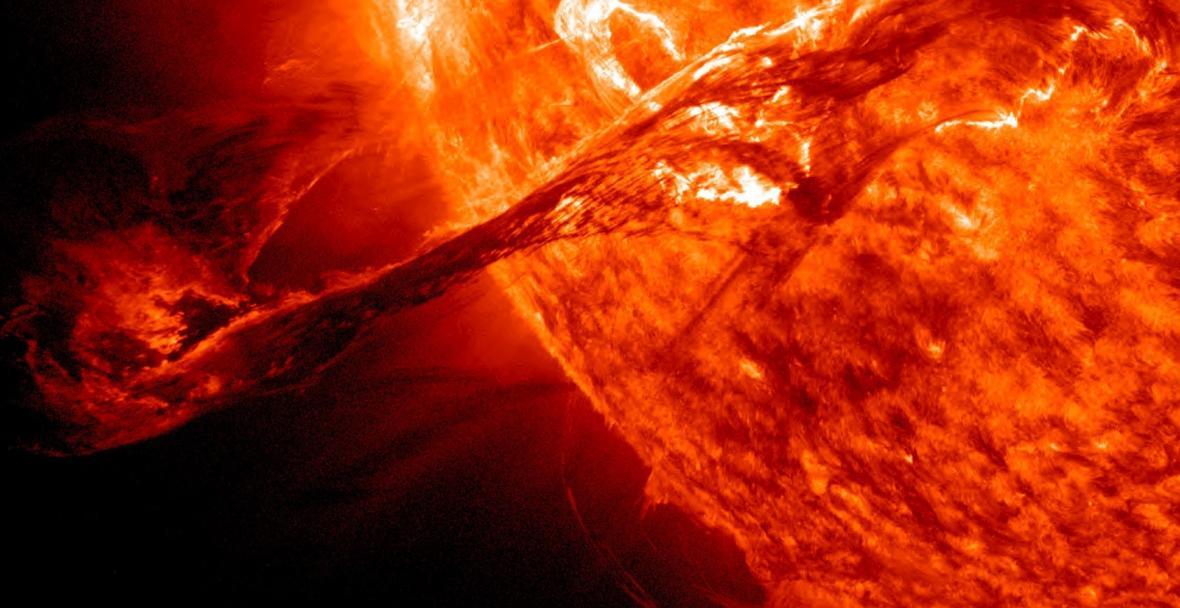 Síla Slunce v lidských rukou