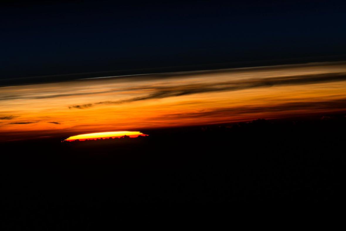 Země z ISS