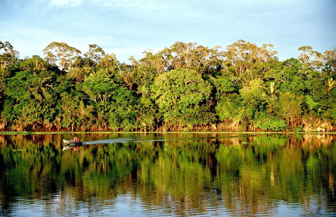 Obyvatelé mizející Amazonie