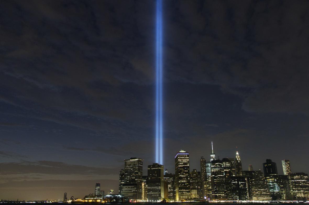 Výročí útoků z 11. září 2001