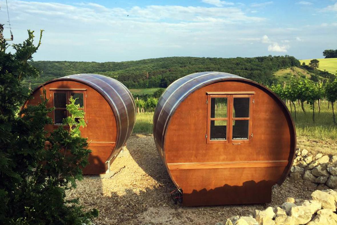 Netradiční ubytování v Česku