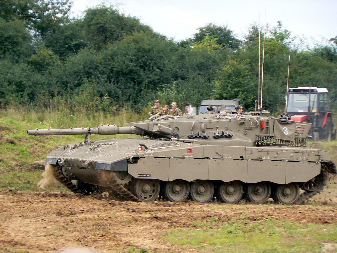 Sedm nejdůležitějších tanků dějin