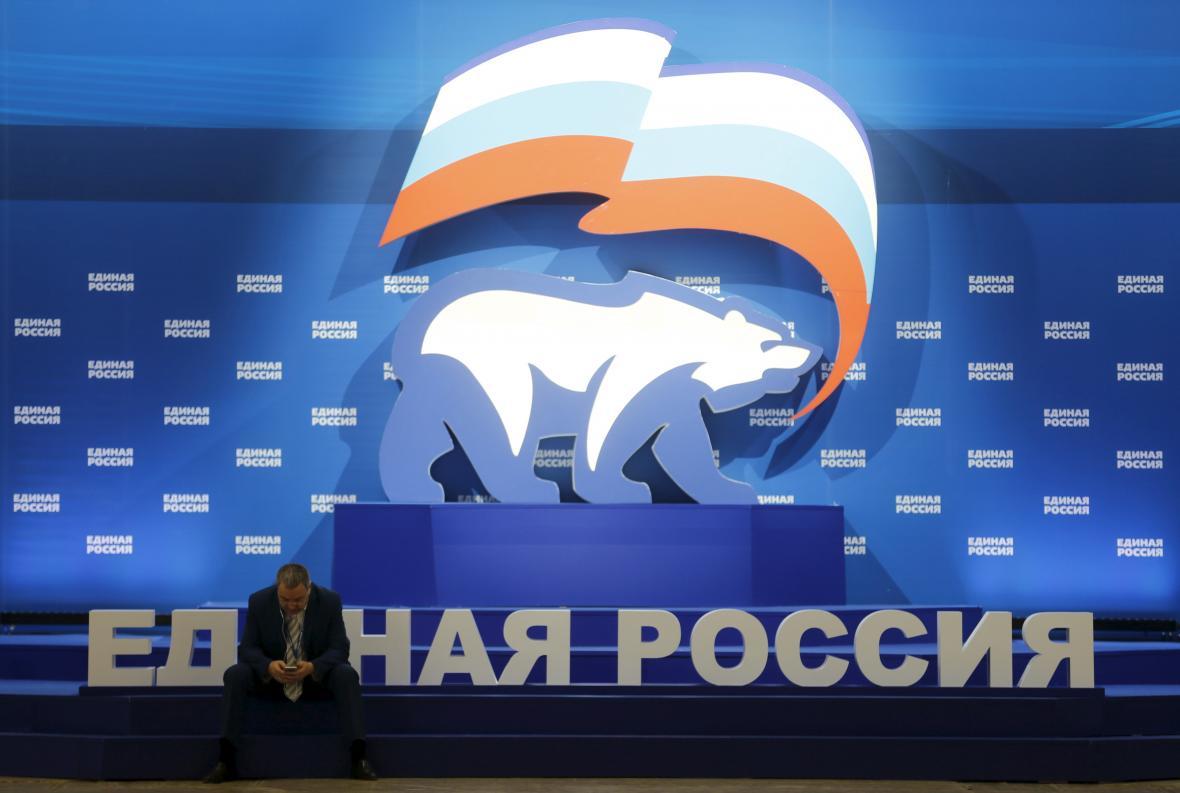 Logo Jednotného Ruska