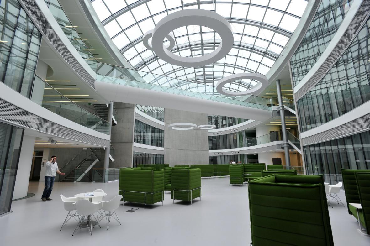 CEITEC - supermoderní výzkumné centrum v Brně