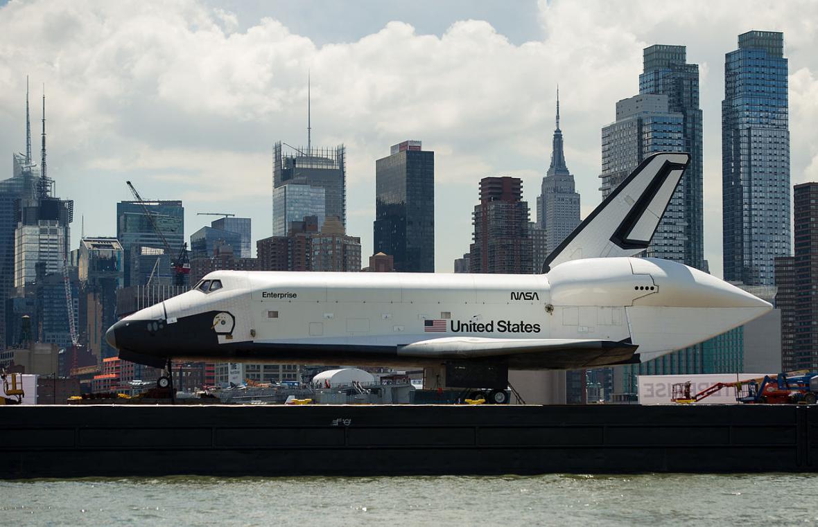 Raketoplán Enterprise