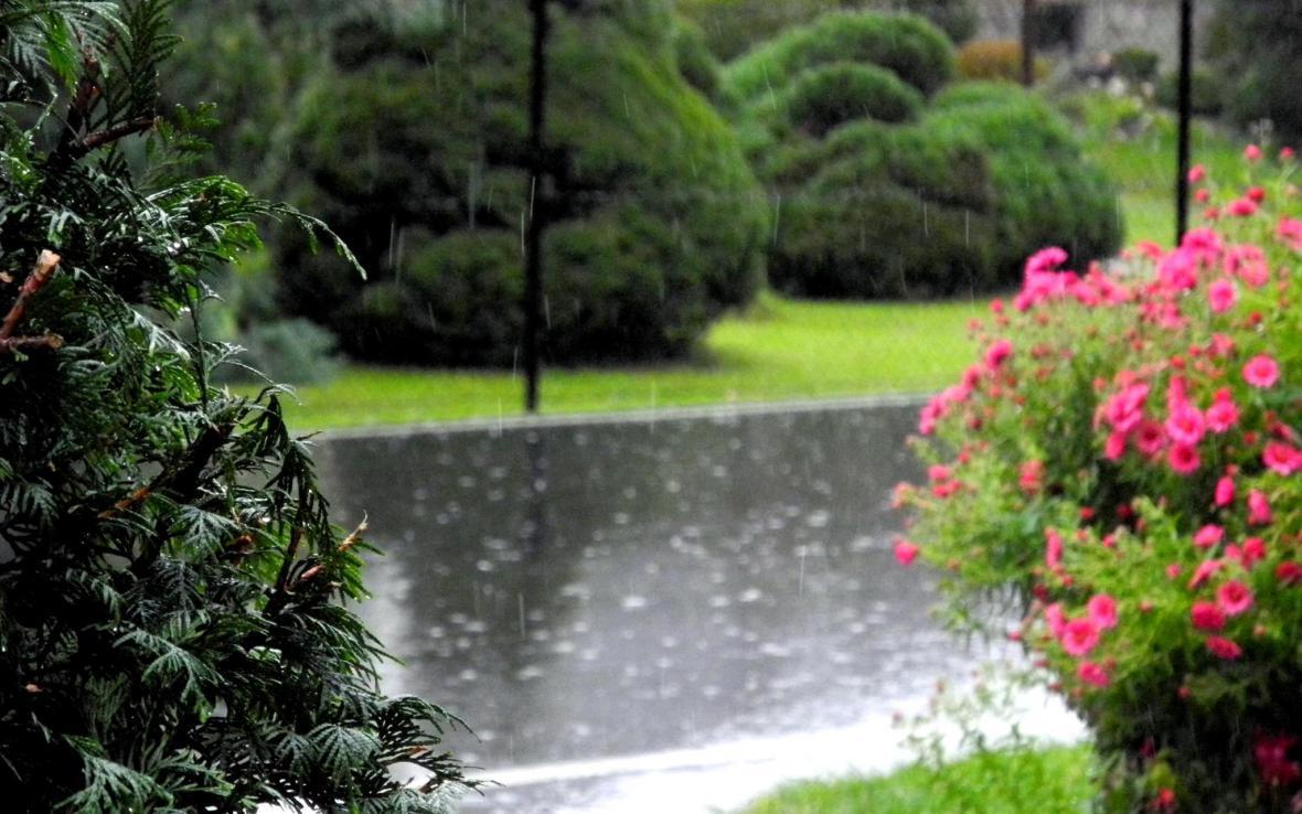 Počasí v Česku 17. září - Třinecko