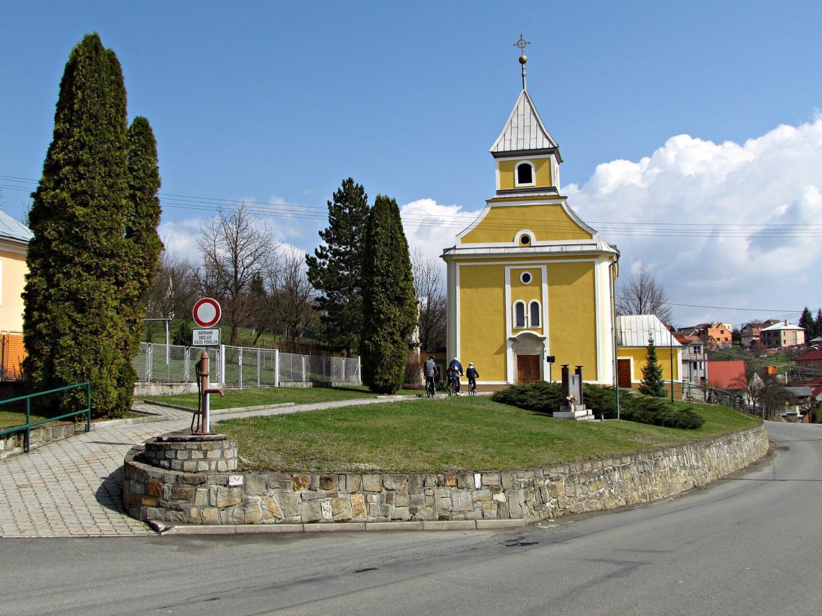 Kašava - vesnice roku 2016.