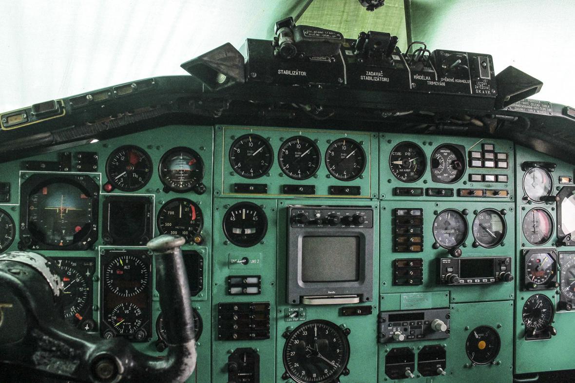 Tupolev z Nagana