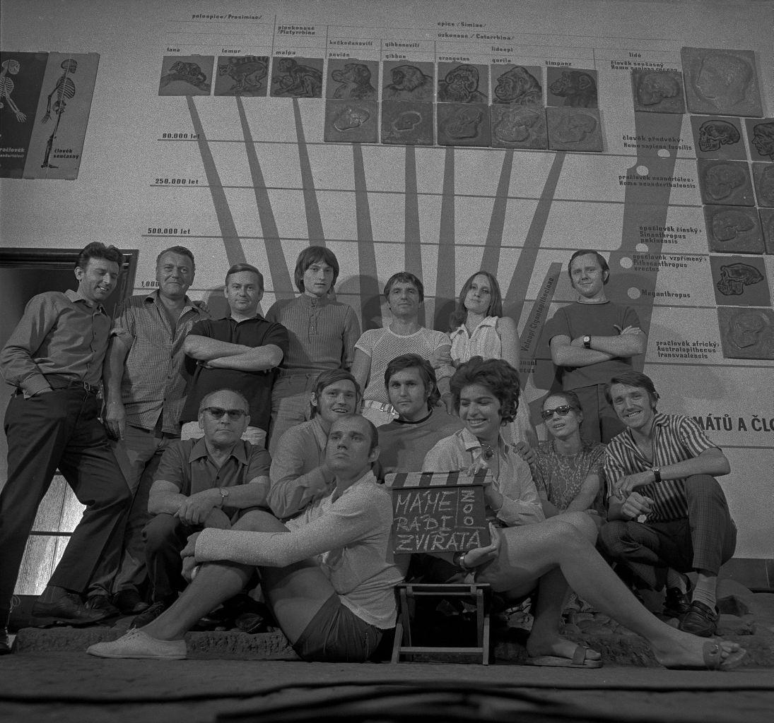 Vzdělávací pořad Poznej a chraň z roku 1984