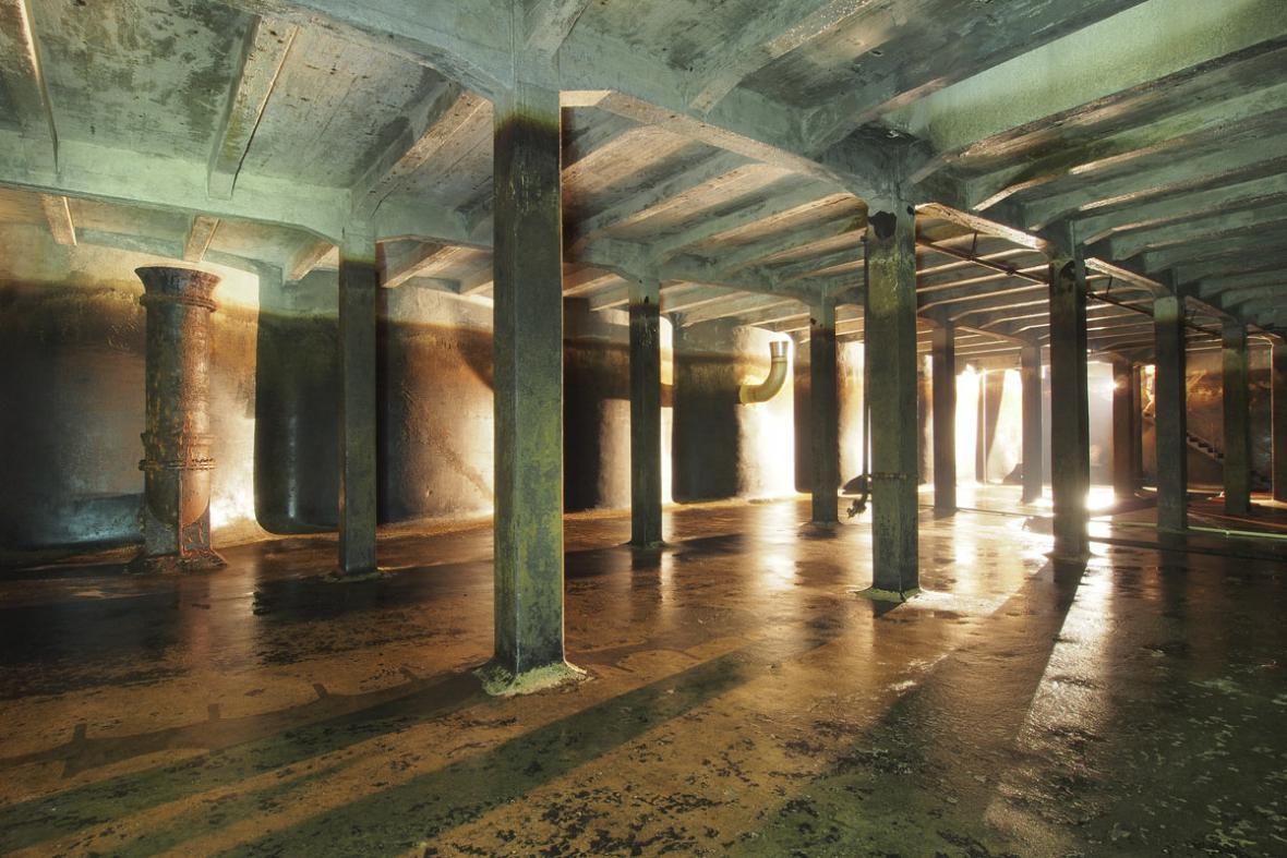 Den architektury 2016 - Nepřístupné budovy
