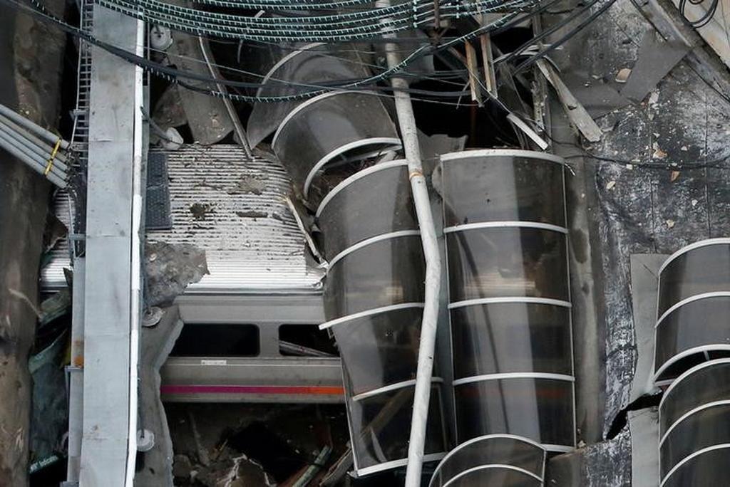 Havárie na nádraží Hoboken