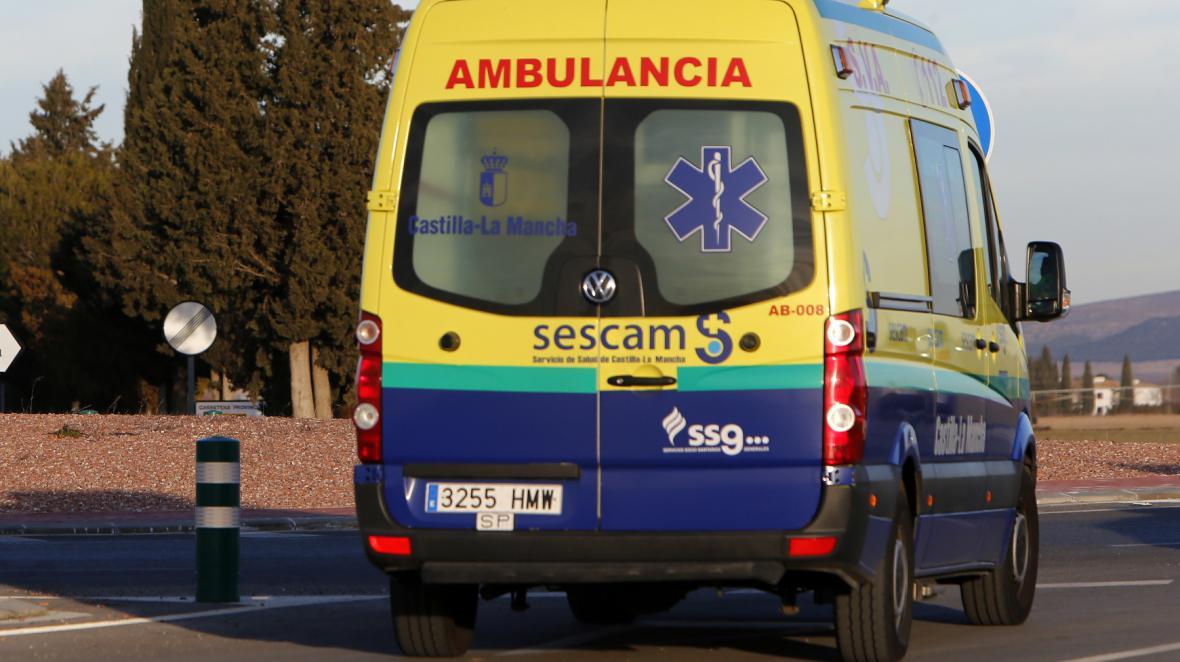 Sanitka ve Španělsku