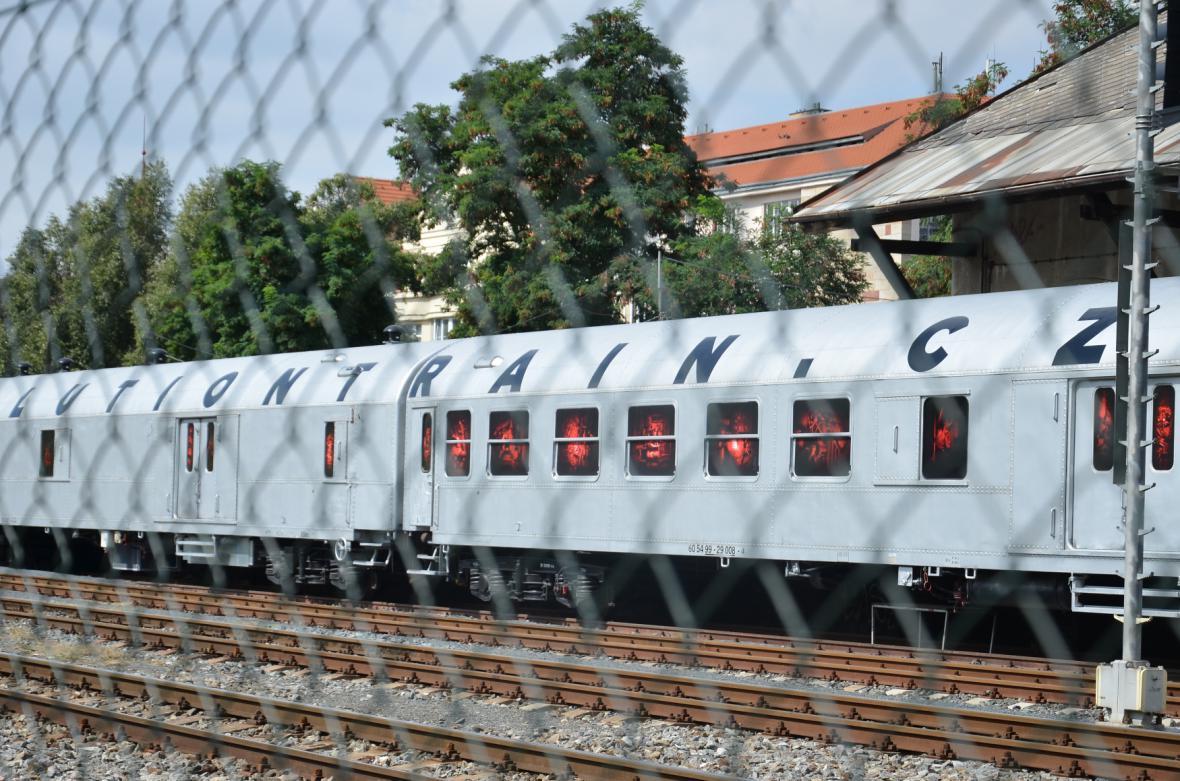 Protidrogový vlak