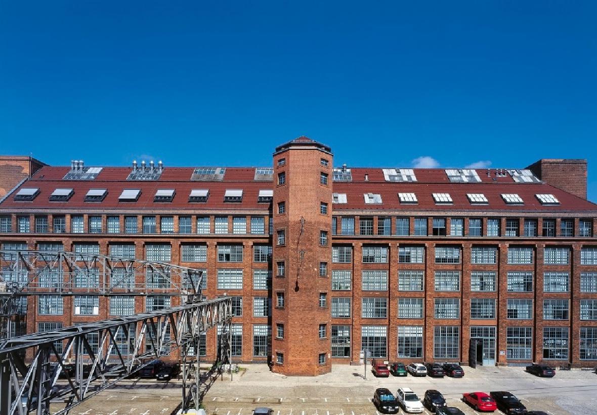 Revitalizace průmyslového parku v Berlíně