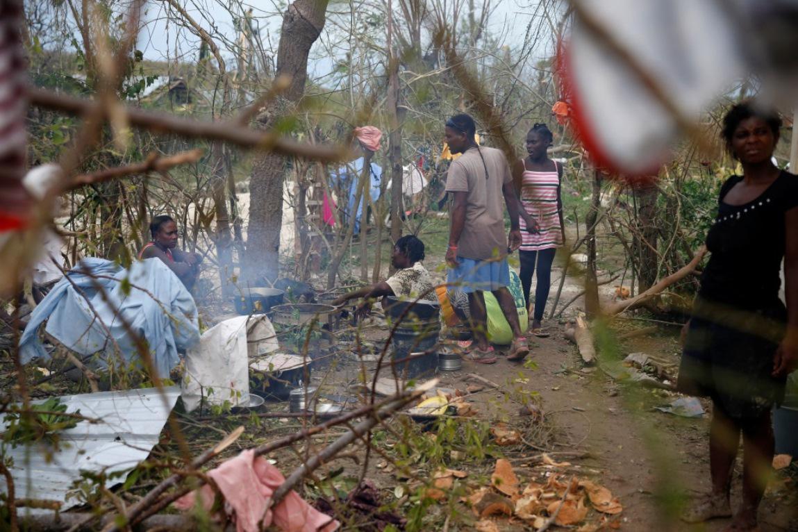 Hurikán Matthew řádil na Haiti, Kubě i v Dominikánské republice