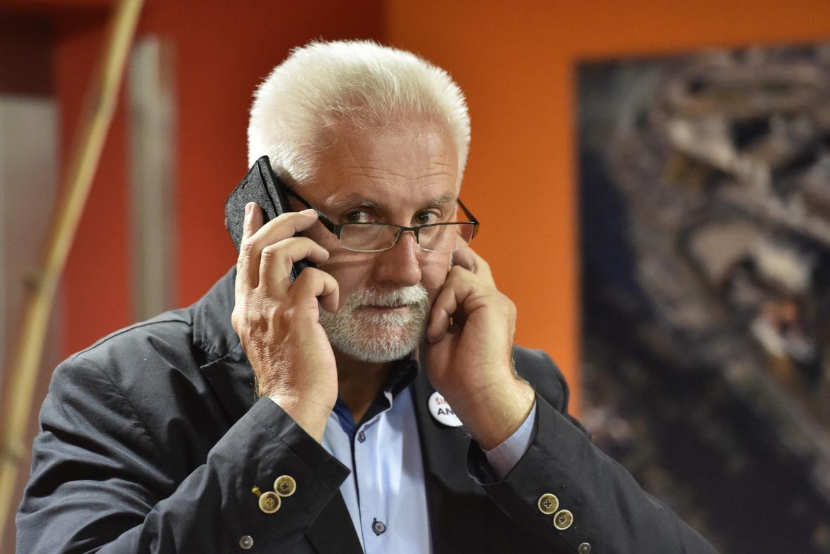 Lídr jihomoravského ANO potvrdil zájem hnutí o pozici hejtmana