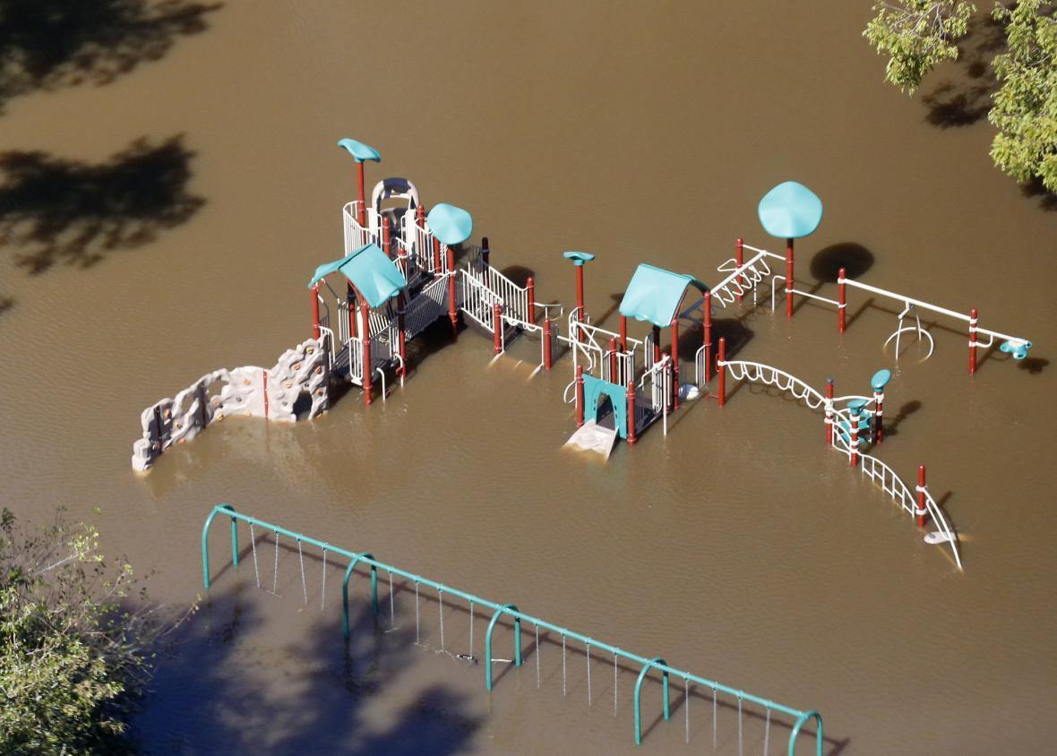 Následky hurikánu Matthew