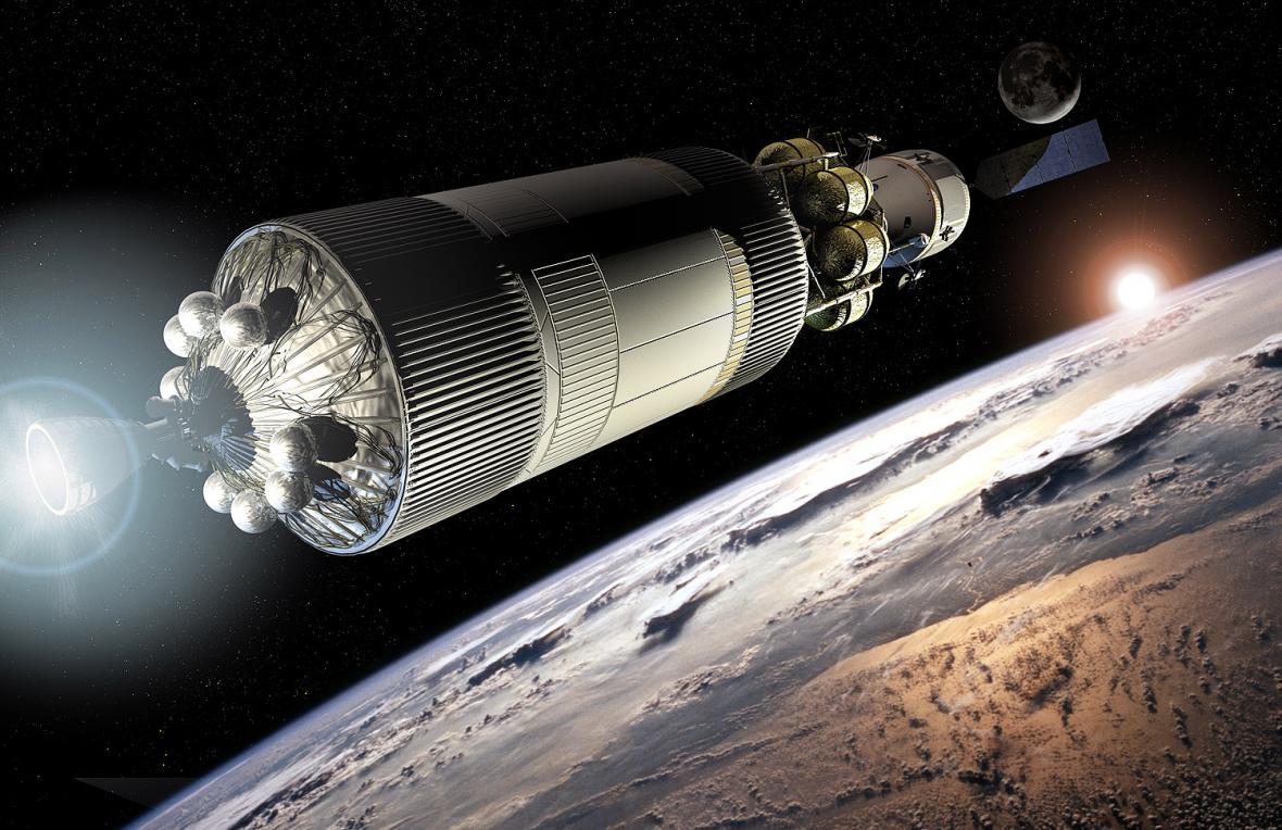 Tato raketa na Mars nepoletí - Mars program Constelation zrušil