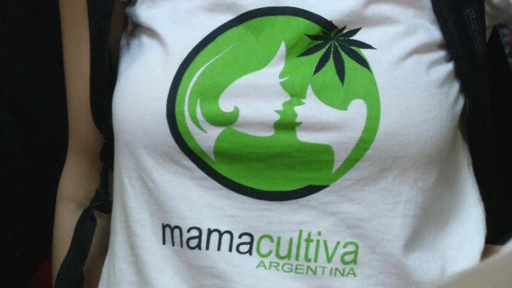 Argentinští pacienti žádají legalizaci konopí